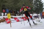 Přebor Prahy v běhu na lyžích na tratích v Benecku