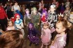 Maškarní bál v Bozkově 2014 - odpolední dětský karneval