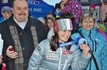 Přivítání olympijské medailistky Veroniky Vítkové na náměstí v Jilemnici