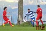 Okresní fotbalový přebor, utkání Vysoké nad Jizerou - Libštát