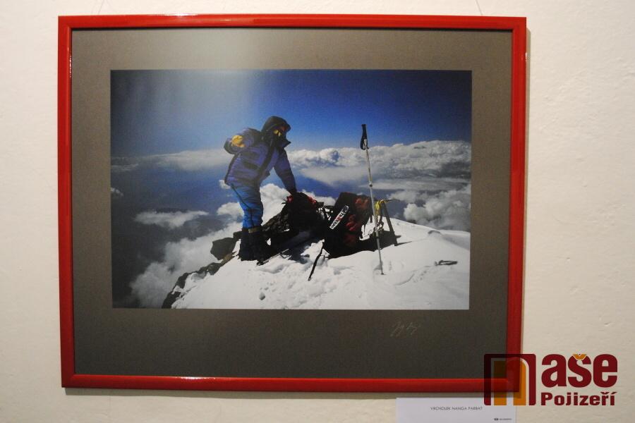 Výstava Himalájská odyssea Josefa Rakoncaje<br />Autor: Petr Ježek