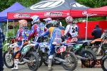 Mezinárodní mistrovství České republiky v endurosprintu na trati v Košťálově