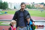 15. ročník Memoriálu Ludvíka Daňka v Turnově - Martin Koukal se svými dětmi