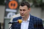 15. ročník Memoriálu Ludvíka Daňka v Turnově - slavnostní zahájení, hejtman Martin Půta