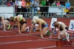 15. ročník Memoriálu Ludvíka Daňka v Turnově - sprint 100 metrů ženy