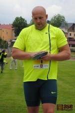 15. ročník Memoriálu Ludvíka Daňka v Turnově - disk, vítěz Piotr Malachowski