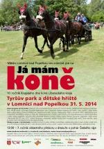 Oficiální plakát Já mám koně