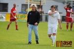 Okresní fotbalová soutěž, utkání Semily B - Sport Future Studenec
