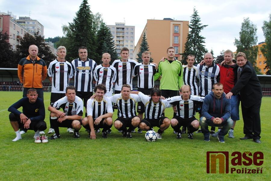 Oslavy 110 let klubu SK Semily a utkání starých gard SK Semily a FC Lomnice n. P.<br />Autor: Petr Ježek