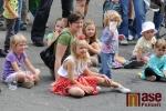 Staročeská pouť na Komenského náměstí v Semilech