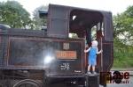 Obrazem: Páteční jízda Krakonošova letního parního vlaku