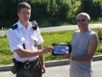 Preventivní akce policie Chraň život svůj i ostatních u Turnova