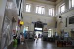 Vlakové nádraží v Turnově