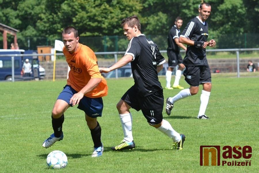 Fotbal okresní přebor, utkání FK Přepeře - Sokol Nová Ves<br />Autor: Zdeněk Matura