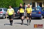 Fotbal okresní přebor, utkání FK Přepeře - Sokol Nová Ves