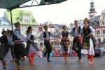 Obrazem: Na festival Folklorní ozvěny přijely české i zahraniční soubory
