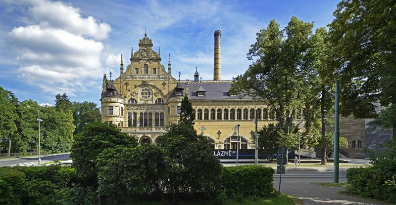 Oblastní galerie Lázně