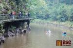 Slavnost Údolím dvou řek v Podspálově a Riegrova stezka
