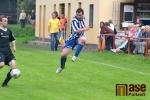 Okresní fotbalový přebor, utkání Jiskra Libštát - FK Přepeře