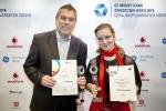 Jaroslav Tunhöfer – AJETO (1.místo), Vodafone Odpovědná Firma roku 2014 Libereckého kraje: Hana Palečková – RATTAY kovové hadice
