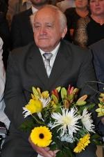 Předávání pocty hejtmana Libereckého kraje 2014 - Jaroslav Bejvl
