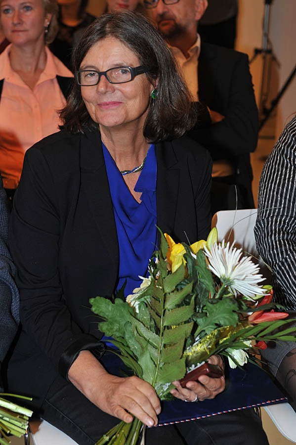 Předávání pocty hejtmana Libereckého kraje 2014 - Dr. Susanne Preussler – Bitsch
