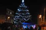 Rozsvícení vánočního stromu v Semilech 2014