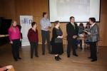 Setkání knihovnic a knihovníků Libereckého kraje - oceněná knihovna Bílý Kostel