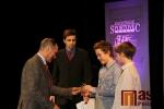 Vyhlášení Sportovců okresu za rok 2014 v lomnickém Tylově divadle