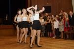 59. Maturitní ples Gymnázia Ivana Olbrachta v KC Golf Semily