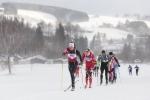 8. ročník závodu Jilemnická padesátka - první jede Zuzana Kocumová