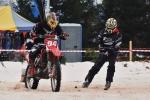 MČR v motoskijöringu Martinice 2015