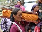 Vesnice Ghunza - svátek Buddha Dzajanti