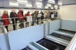 Slavnostní otevření úpravny vody v Příkrém po generální opravě