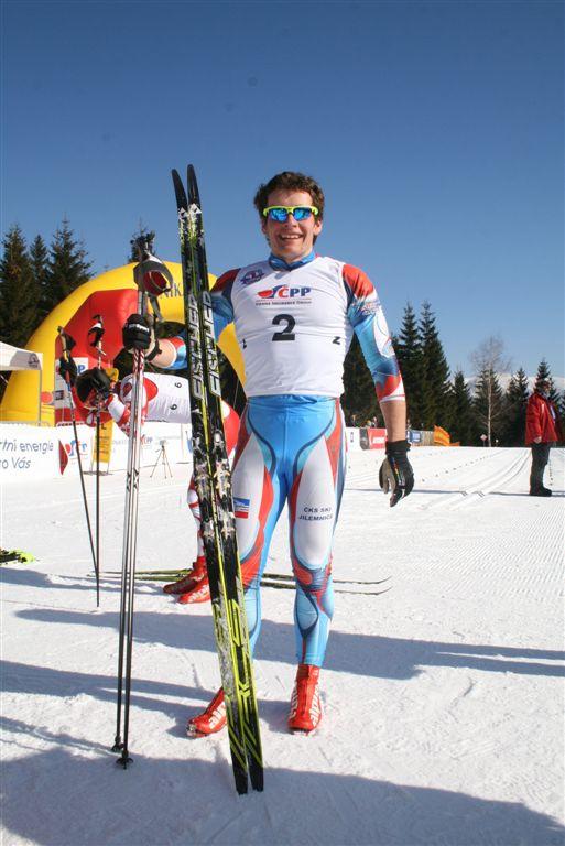 MČR dorostu v běhu na lyžích na Horních Mísečkách<br />Autor: Archív ČKS SKI Jilemnice