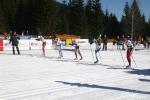 MČR dorostu v běhu na lyžích na Horních Mísečkách