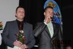 Slavnostní vyhlášení ankety Sportovec Turnova za rok 2014 - jan Šimůnek a Jan Charousek