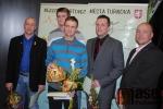 Slavnostní vyhlášení ankety Sportovec Turnova za rok 2014