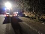 Dvě dopravní nehody na silnici R10 v Příšovicích