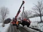 Dopravní nehoda Semily - Kozákovská