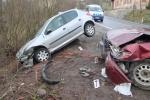 Dopravní nehoda na silnici číslo 10 nedaleko Dolánek u Turnova