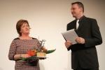 Předávání cen ředitele Správy KRNAP za rok 2014 ve vrchlabském divadelním klubu