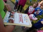 Orientační běh Panskou zahradou uvedl projekt Děti na startu