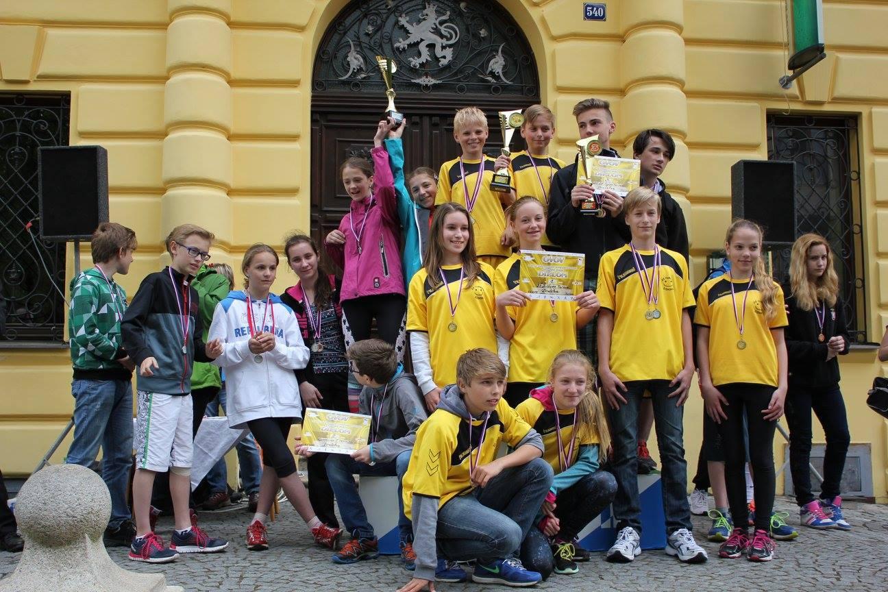 Slavnost ke dni vítězství v Turnově 2015<br />Autor: Klára Preislerová
