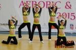 Soutěž I. výkonnostní třídy v aerobiku v Semilech v kategorii juniorů 14 - 16 let