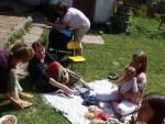 Den pro rodinu u Jílovecké roubenky v Semilech