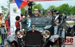 Závod historických vozidel a motocyklů Studenecké míle 2015