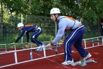 Soutěž HZS Libereckého kraje v požárním sportu probíhala v Liberci