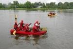 Praktická odborná příprava směnových příslušníků HZS Libereckého kraje na téma Práce na divoké vodě