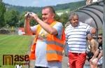 Okresní fotbalový přebor, utkání Přepeře - Roztoky